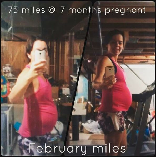 pregnant-running