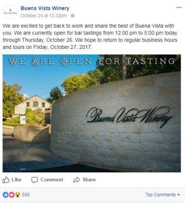 Buena Vista Open
