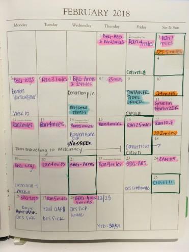 Calendar - FEB
